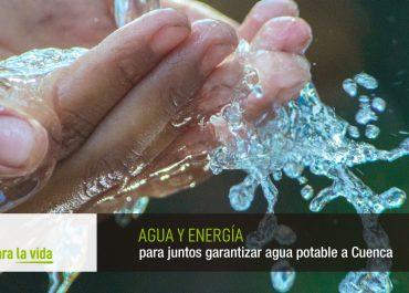 El Proyecto Hidroeléctrico Soldados Yanuncay garantizará agua                         hasta 2050.
